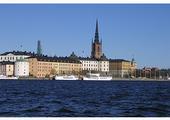 Sztokholm to miasto połozone na wyspach, jego zabytki są rozrzucone po całym mieście.