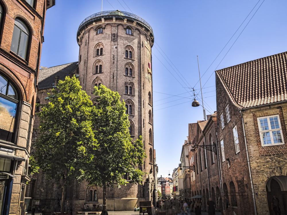 Kopenhaga - Rundetarn