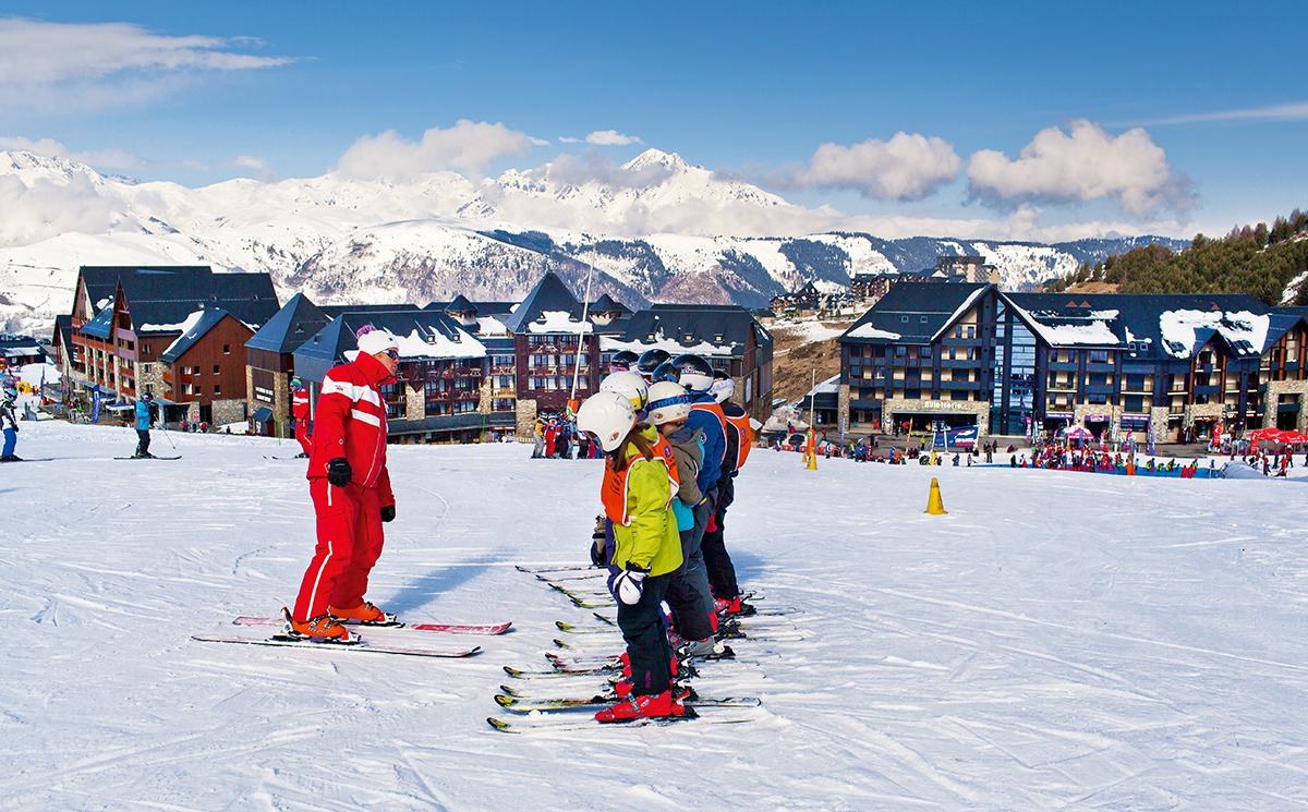 Jeśli planujesz narty we Francji, warto wybrać się do Peyragudes